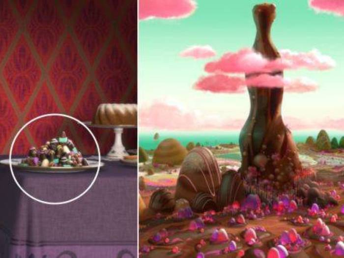 You Probably Didn't Notice All These Secrets Hidden In Disney's Frozen (14 pics)