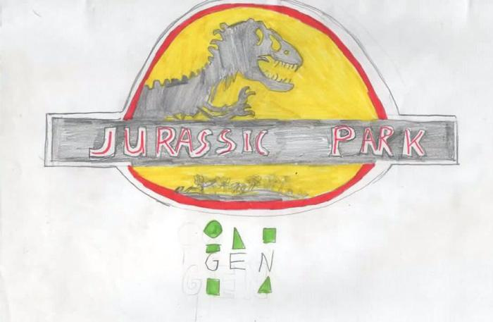 This Kid Wanted To Work At Jurassic Park And He Had It All Figured Out (22 pics)