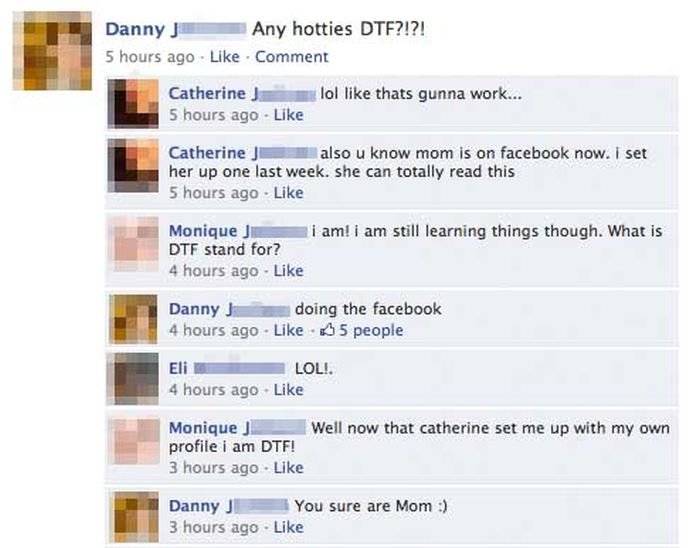 These Facebook Failures Are Bad Enough To Get These People Banned (28 pics)