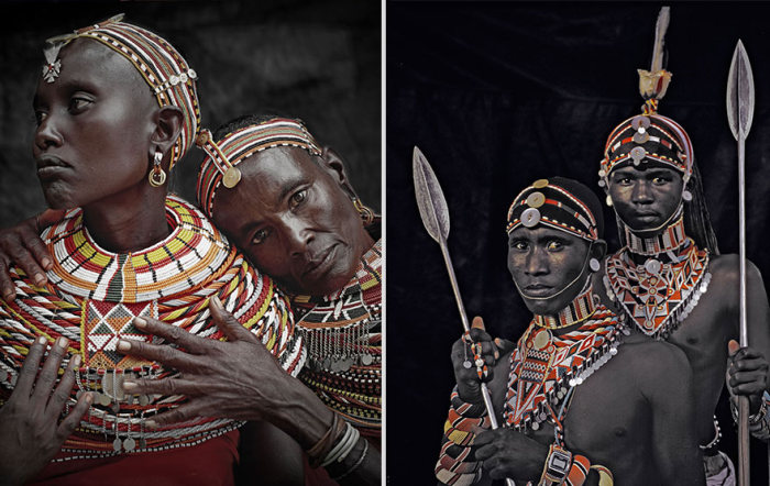 Stunning Portraits Show Tribes And Cultures That Are Almost Extinct (9 pics)