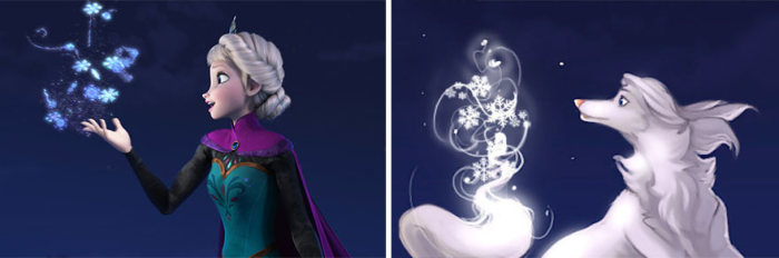 Artist Imagines What Disney Animals Would Look Like If They Were Humans (16 pics)