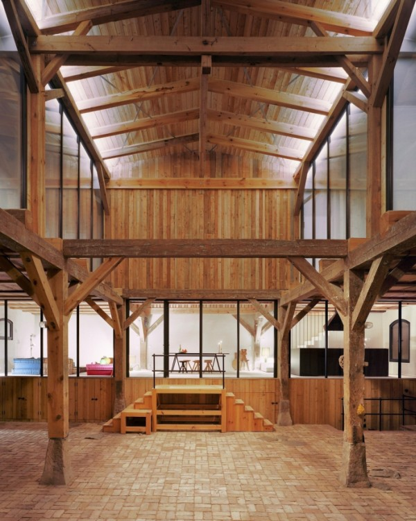 Old Barn In Germany Gets Converted Into A Beautiful House (16 pics)