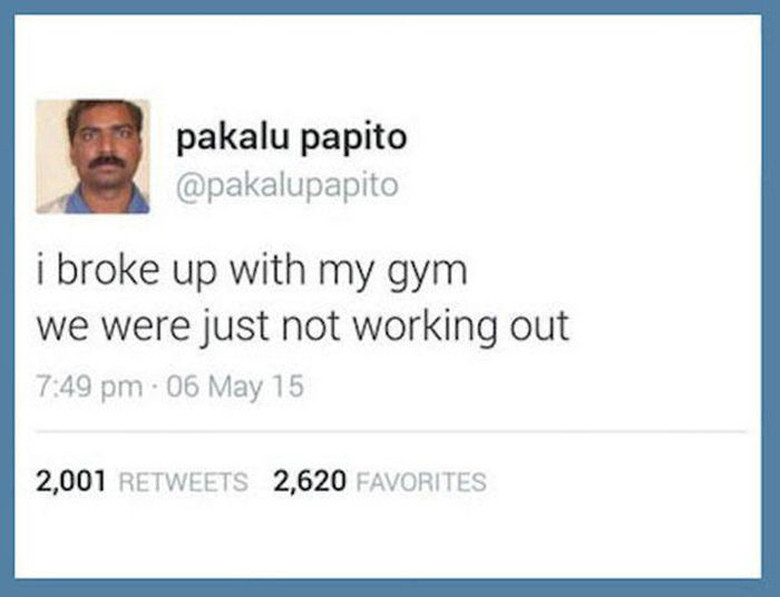 Funny Guy On Twitter (22 pics)