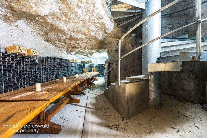 The Most Expensive Underground Wine Cellar In Australia Is For Sale (11 pics)