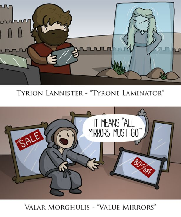 When Game Of Thrones Goes To War With Autocorrect (10 pics)