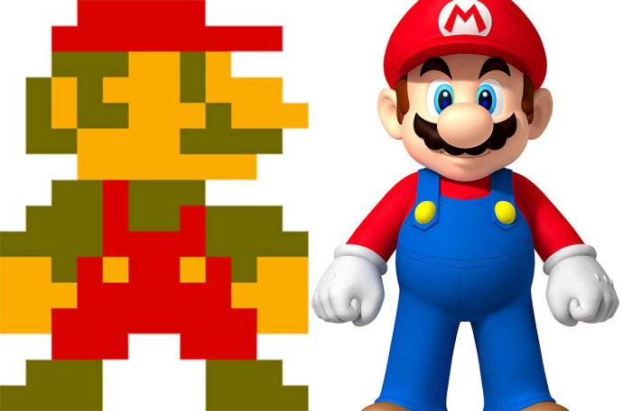 See How Much Your Favorite Video Game Characters Have Changed Over Time (13 pics)