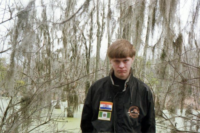 Photos of Dylann Storm Roof (16 pics)