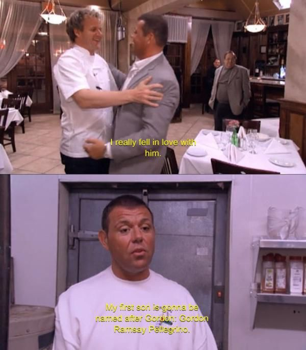 Gordan Ramsay Knows How To Cook Up Some Very Salty Insults (32 pics)