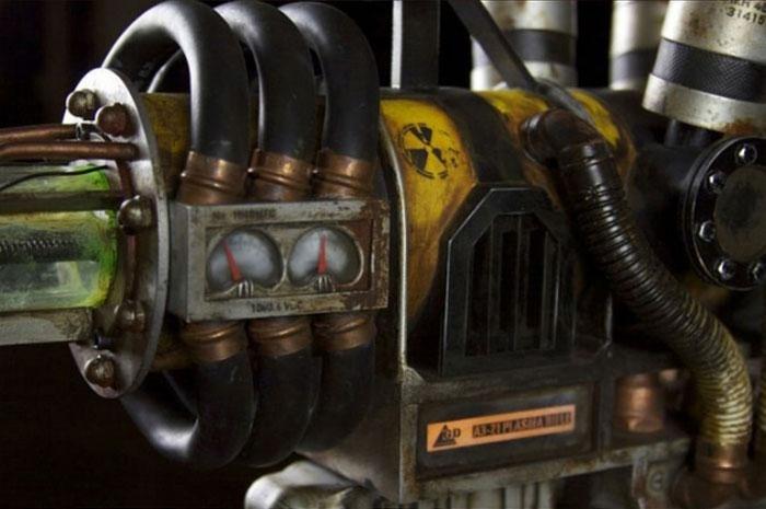 Fallout Plasma Gun DIY (24 pics)