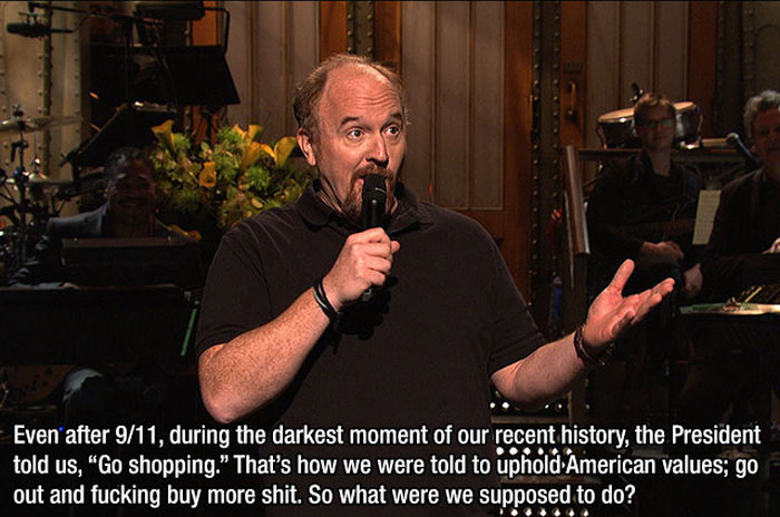 A Tribute To Louis C.K. And His Awesome Sense Of Humor (29 pics)