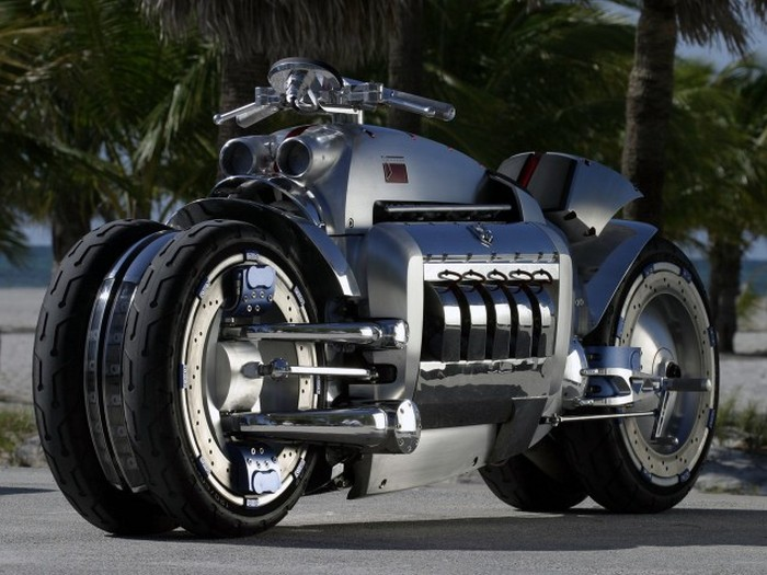 This Custom Built Tomahawk Motorcycle Is Worth Over Half A Million (19 pics)