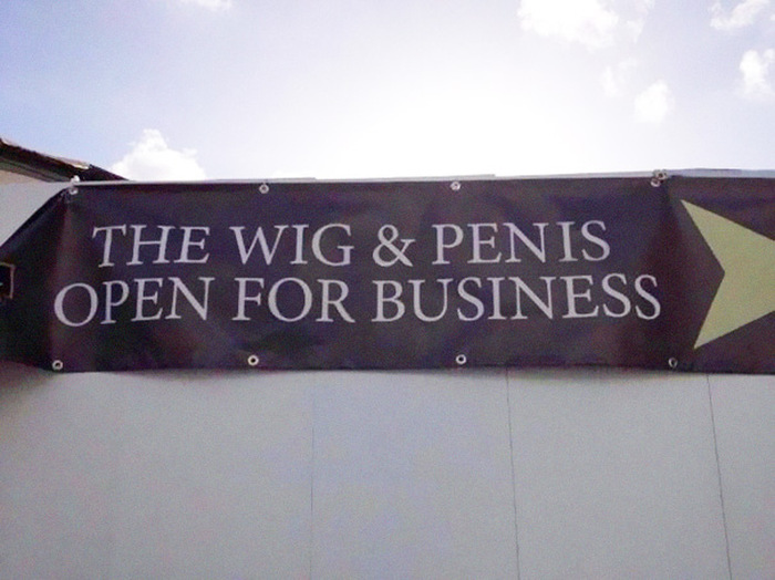 Hilarious Examples That Show How Important Letter Spacing Is (27 pics)