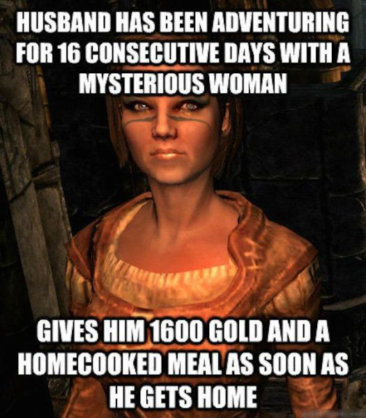 Jokes Made For Gamers That Want To Level Up The Laughs (35 pics)