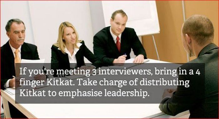Tips That Are Guaranteed To Help You Nail Your Next Job Interview (13 pics)