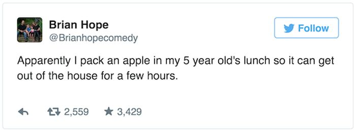 Comedians Use Twitter To Let The World Know What Parenting Is Really Like (19 pics)