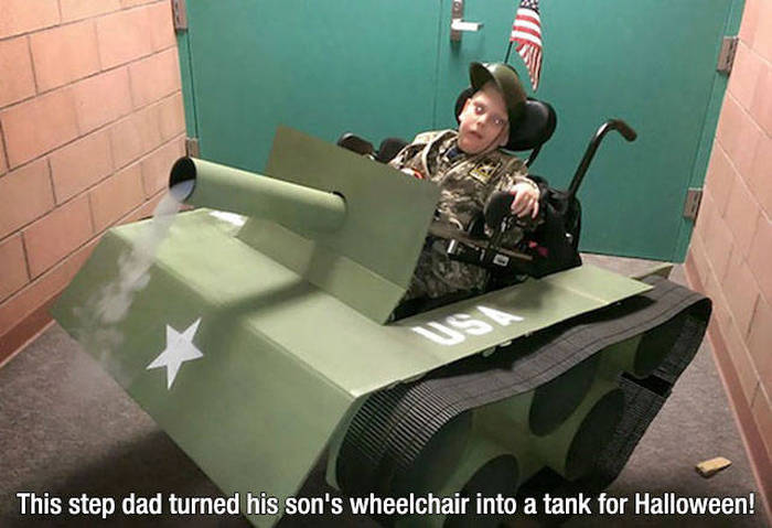 These Dads Are Totally Cool With Taking One For The Team (32 pics)