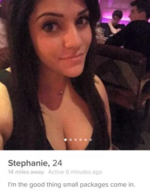 Tinder Users You Would Definitely Swipe Right For (14 pics)