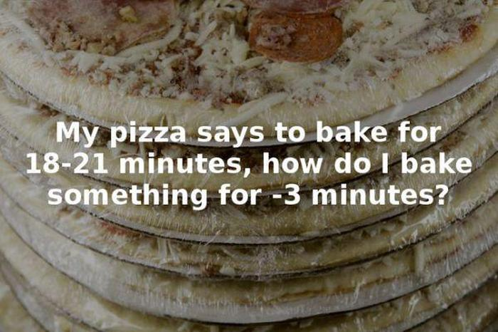 Stupid Questions Asked By Very Stupid People (16 pics)