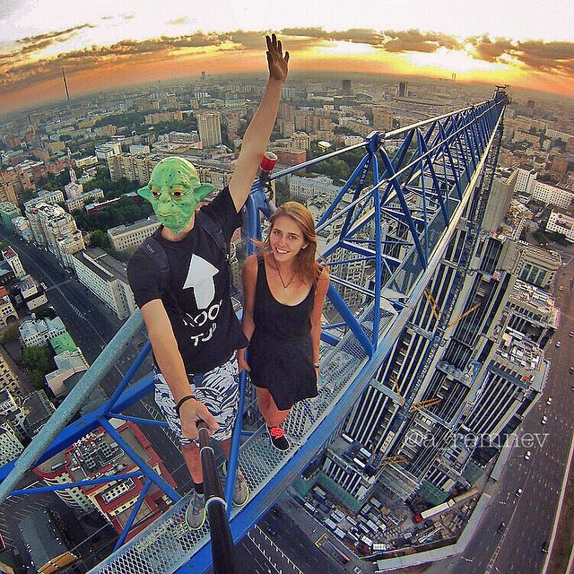These People Took Extreme To A Whole New Level (25 pics)