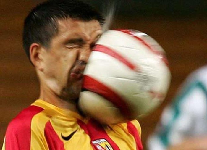 Funny Sports Photos You Can't Help But Laugh At (35 pics)