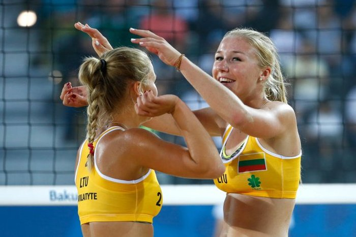 Lithuania's Monika Povilaityte Is Beach Volleyball's Hottest Player (29 pics)