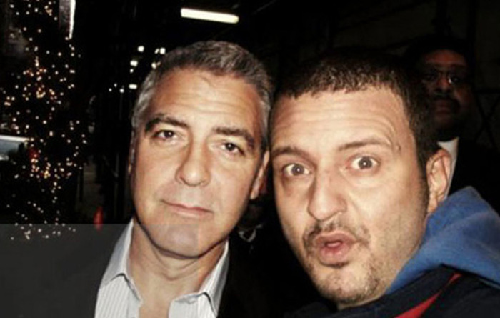 Awesome And Awkward Encounters With Celebrities Caught On Camera (22 pics)