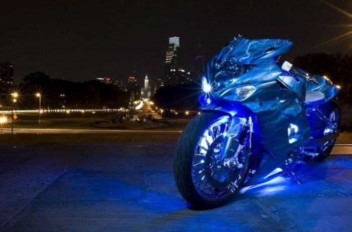Is This The Most Beautiful Motorcycle In The World? (5 pics)