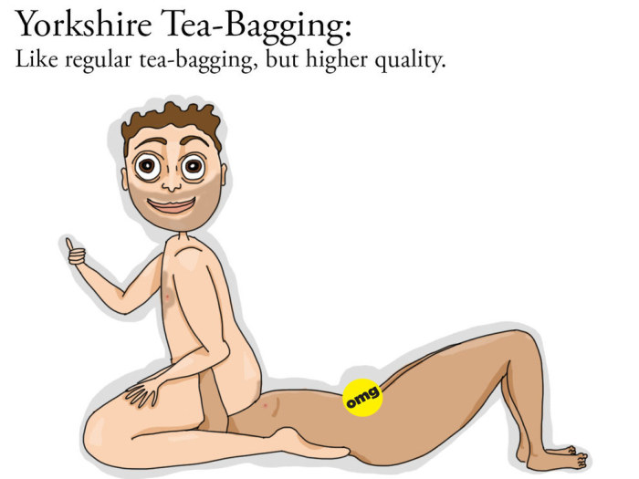 Sex Positions That British People Can't Get Enough Of (11 pics)
