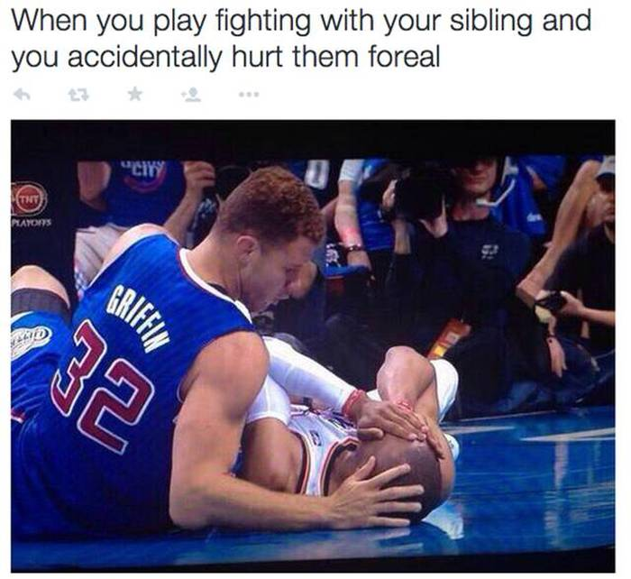22 Problems All People With Siblings Go Through (22 pics)