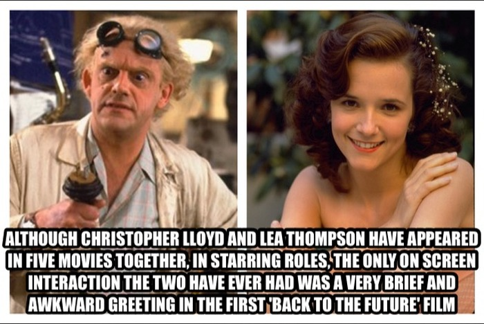 Interesting Facts About Famous Movies, Actors And Actresses (16 pics)