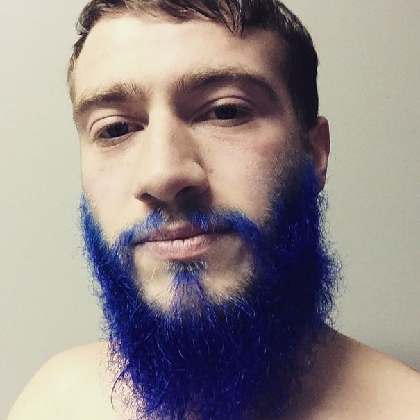 Being A Merman Is The Newest Trend As Men Dye Their Hair Crazy Colors (17 pics)