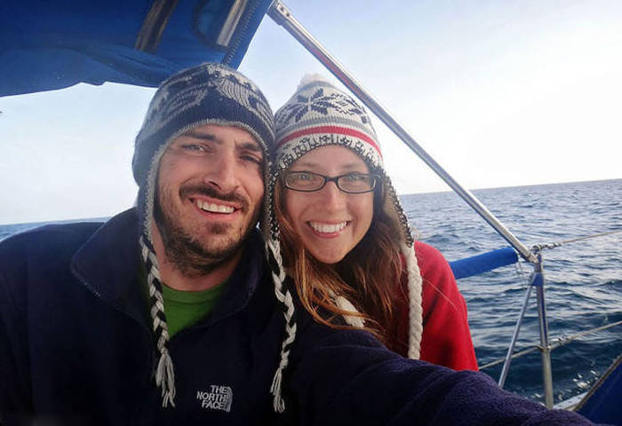 This Couple Quit Their Jobs To Sail The World Together (24 pics)
