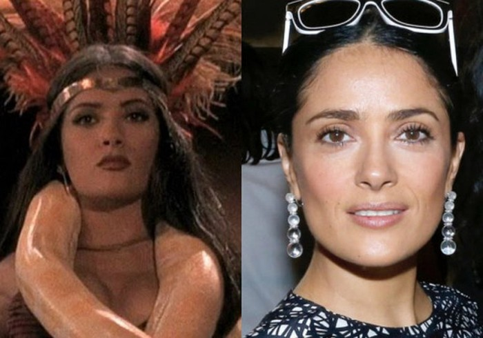 The Cast Of From Dusk Till Dawn Back In The Day And Today (10 pics)