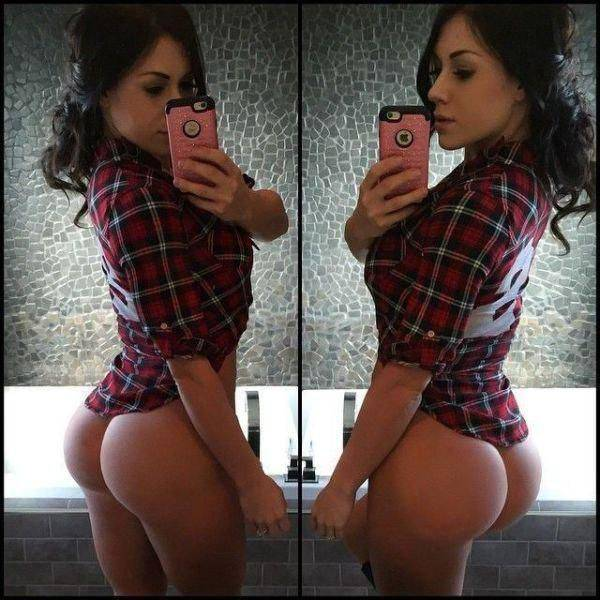 Everybody Loves A Beautiful Babe With A Nice Butt (52 pics)