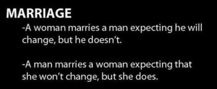 12 Differences That Separate Men From Women (12 pics)