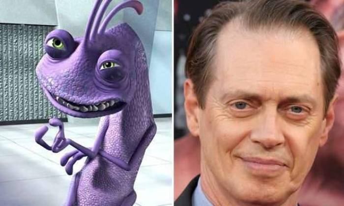 Meet The Famous Voices Behind These Famous Animated Characters (33 pics)