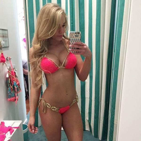 Bikini Babes Make Every Beach The Place To Be (52 pics)