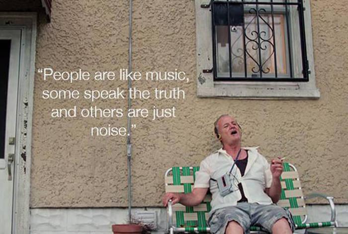 Bill Murray Is A Man Full Of Wisdom (17 pics)