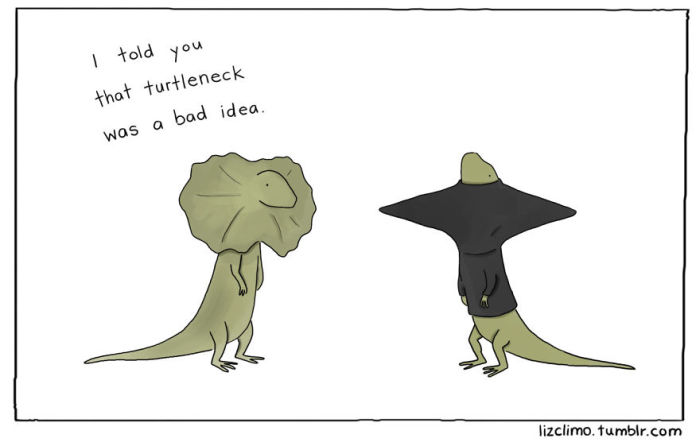 Simpsons Illustrator Liz Climo Draws The Everyday Lives Of Animals (25 pics)