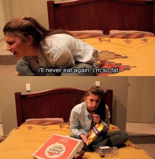 This Is Female Logic At Its Finest (27 pics)