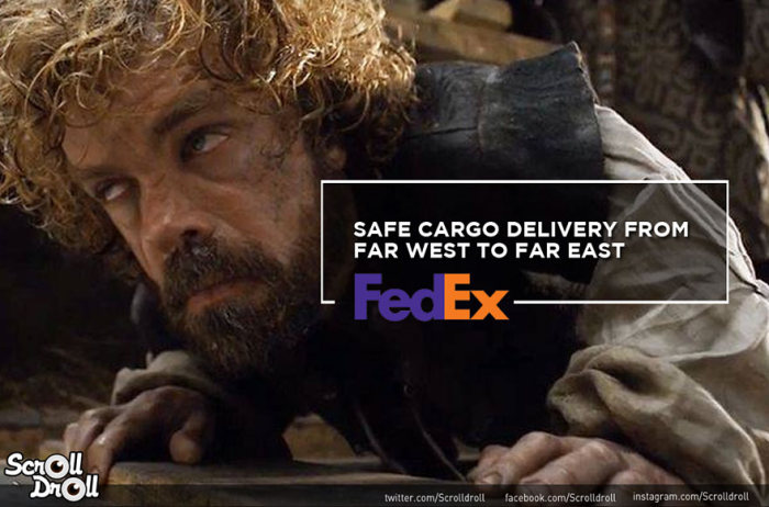 If Brands Used Images From Game Of Thrones In Their Advertisements (7 pics)