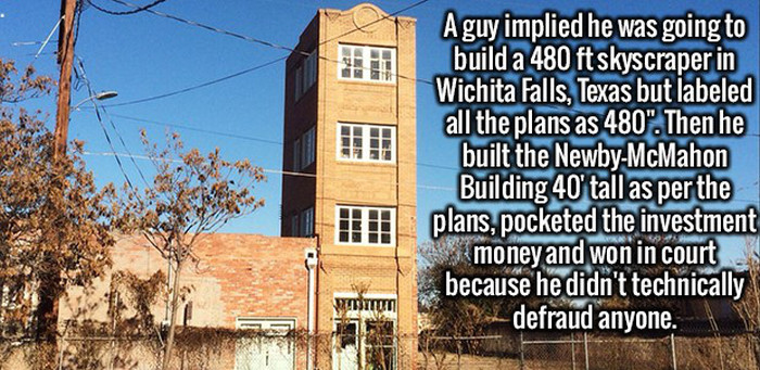 Stop What You Are Doing So You Can Feed Your Brain These Random Facts (20 pics)