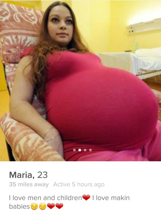 Tinder Girls Have A Way Of Making Crazy Seem Sexy (21 pics)