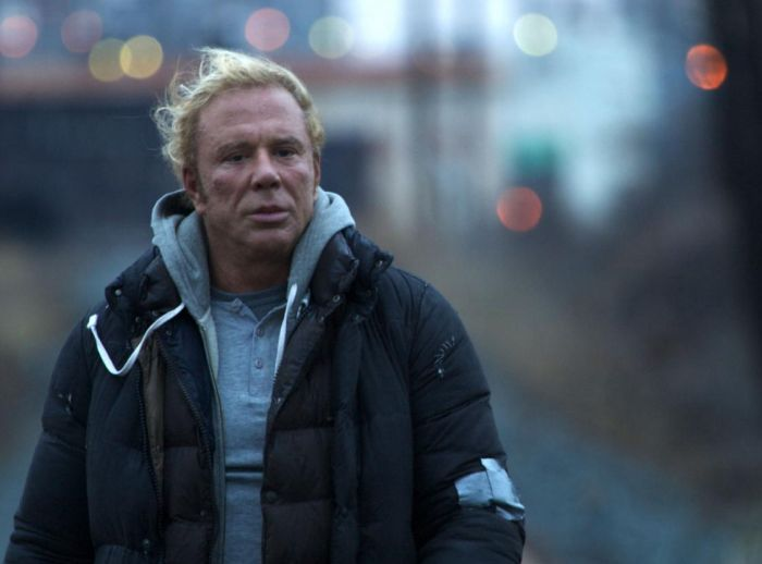 Mickey Rourke Is A Man Of Many Faces (17 pics)