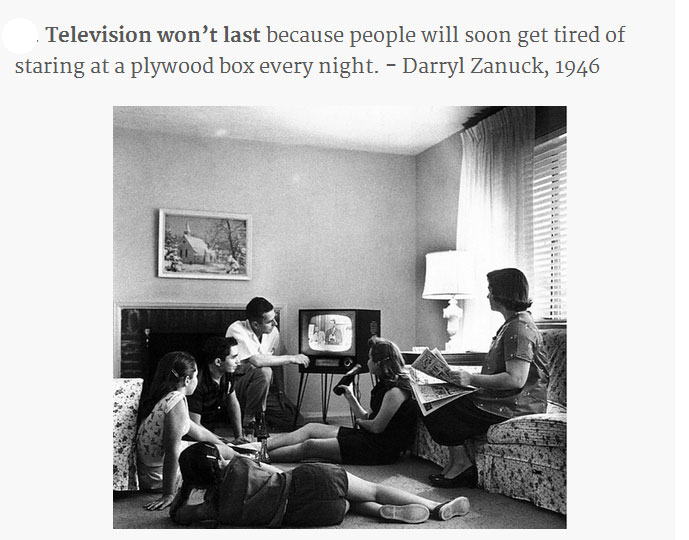 13 Predictions About The Future That People Got Wrong (13 pics)