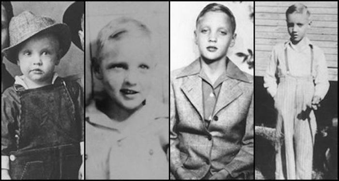 30 Childhood Photos Of World Famous Musicians (30 pics)