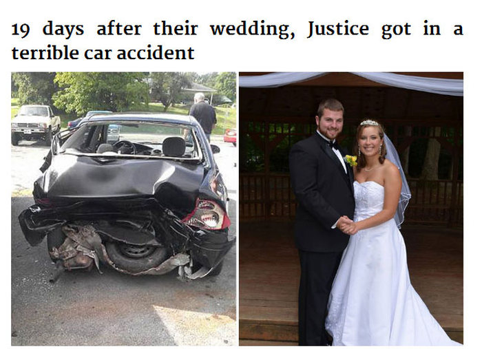 Husband Sets Up Second Wedding After Wife Loses Her Memory In A Car Crash (8 pics)