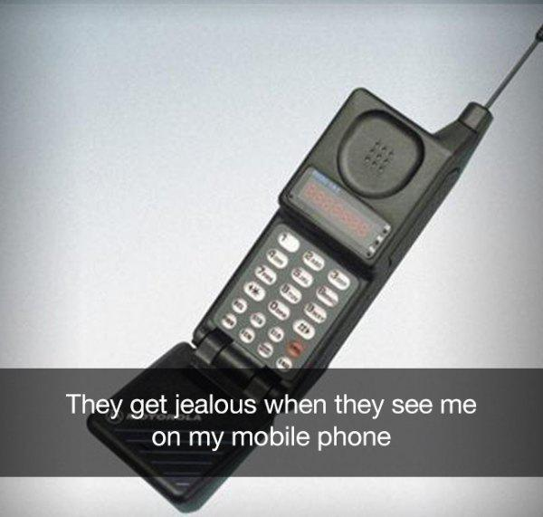 What Snapchat Photos Would Have Looked Like In The 90s (30 pics)