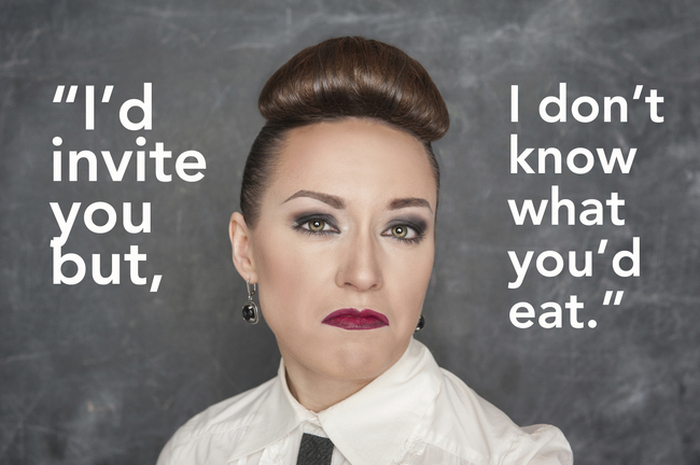 Things Everyone Will Say To You When They Find Out You Can't Eat Gluten (11 pics)
