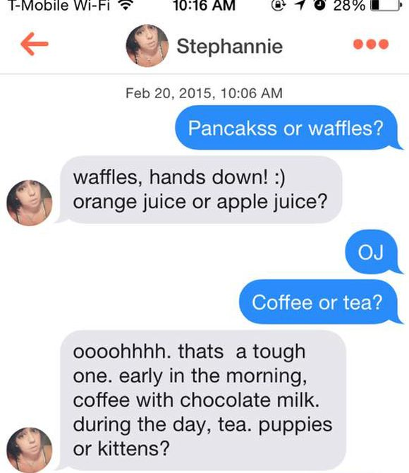 This Guy Is Cleaning Up On Tinder Using His Own 'Cheat Code' (9 pics)